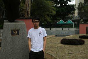 嶺南大學學生會會長劉振琳質疑,為何梁振英要委任民望如此低的人入主嶺大。