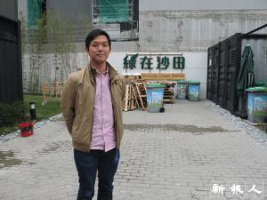 沙田區區議員黃宇翰建議,政府應仿效台灣和韓國的社區回收站,作在地前期處理。