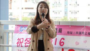 劉小麗指這次騷亂並非一無是處,它能讓社會更加關注青年人去參與此行動的原因。
