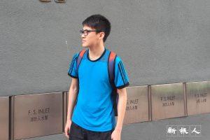 就讀香港專上學院工商業副學士二年級的林友團擔憂兩地文化衝突,故不會報讀華僑大學銜接課程。